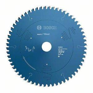 Bosch 2608642530 - Lame de scie circulaire Expert for Wood, 254 x 30 x 2,4 mm, 60 dents