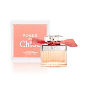 Chloé Roses de Chloé - Coffret eau de toilette, lait pour le corps et gel douche