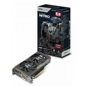 Sapphire Technology 11240-04-20G - Carte graphique Radeon R7 370 Nitro Dual-X OC Version (UEFI) 4 Go GDDR5 PCI-Express
