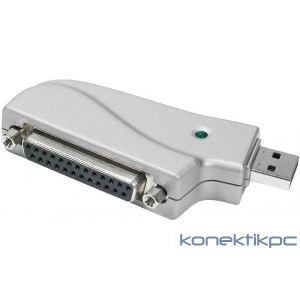 Dexlan 040845 - Adaptateur USB monobloc pour imprimante DB25