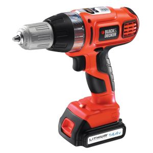 Black & Decker ASL146 - Perceuse sans fil 14.4V