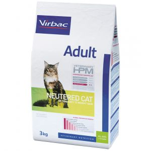 Virbac Adult Cat Neutered - Sac 12 kg