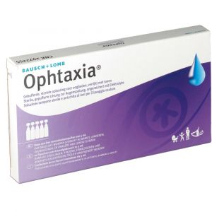 Bausch & Lomb Ophtaxia - Unidose 10 x 5ml