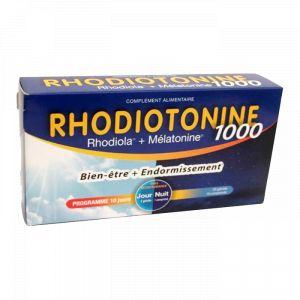 Biotechnie Rhodiotonine 1000, 20 gélules + 10 comprimés
