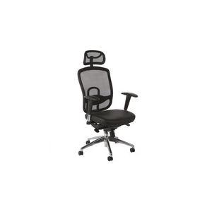 Ariel - Chaise de bureau sur roulettes base
