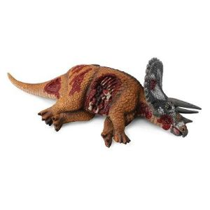 Collecta Figurine dinosaure : Triceratops mort