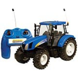 Big Farm Tracteur Radiocommandé New Holland T6070