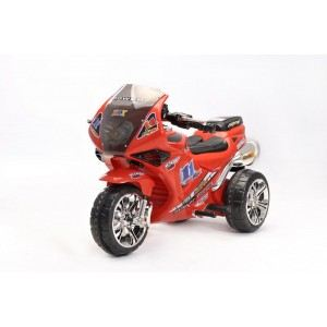 Pembury Trading P-2131R - Moto electrique 6V Sports Bike rouge
