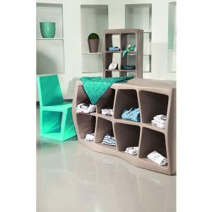 etagere horizontale comparer 134 offres. Black Bedroom Furniture Sets. Home Design Ideas