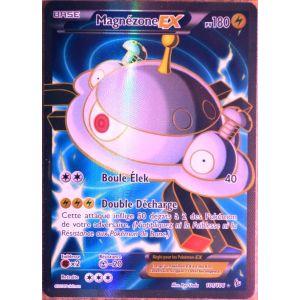Asmodée Magnézone - Carte Pokémon XY Étincelles Ex Full Art