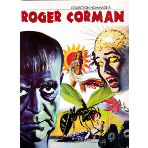 Coffret Roger Corman - 12 Films