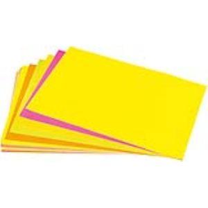 Mystbrand 00001758 - Paquet de 25 feuilles affiche fluo 100 g (40 x 60 cm)