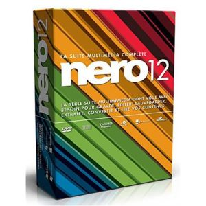Nero 12 pour Windows