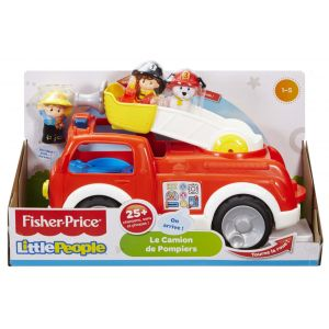 Fisher-Price Little People : Le Camion de Pompiers