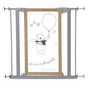 Hauck Designer Gate - Barrière de sécurité Winnie l'Ourson (75-81 cm)