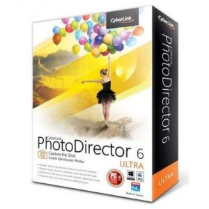 PhotoDirector 6 Ultra pour Windows, Mac OS