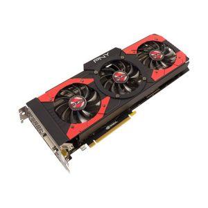 PNY KF1080GTXXG8GEPB - Carte graphique GeForce GTX 1080 XLR8 OC GAMING Edition 8 Go
