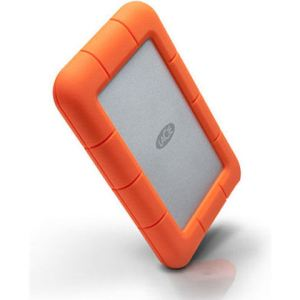 "Lacie 301556 - Disque dur externe Rugged Mini 500 Go 2.5"" USB 3.0 7200 rpm"