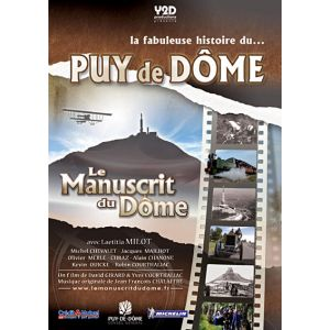 Puy de Dôme : Le manuscrit du dome