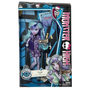 Mattel Monster High Twyla Photo de classe
