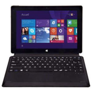 "Thomson THBK1-10.32WIN - Tablette tactile 10.1"" 32 Go sous Windows 8.1 avec clavier dock"