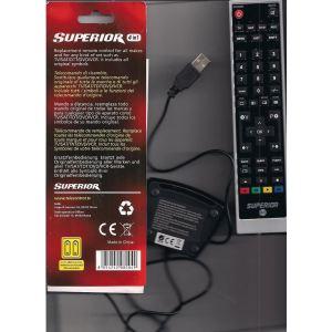MBG 4-1 PC - Télécommande universelle