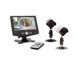 Extel WESV 87052 - Kit de videosurveillance filaire avec 1 caméra couleur