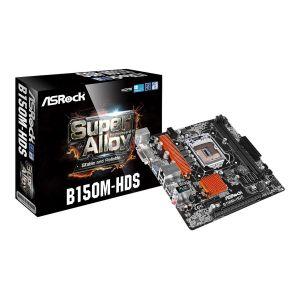Asrock B150M-HDS - Carte mère Socket LGA 1151