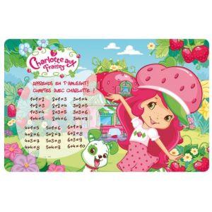Spel Set de table Charlotte aux fraises