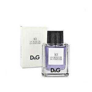 Dolce & Gabbana 10 Roue de la Fortune - Eau de toilette pour femme