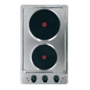 Franke 611287 - Domino électrique 2 foyers