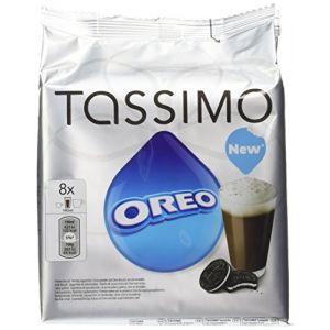 Tassimo 8 dosettes T-Discs Oréo