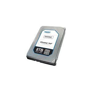Hitachi HUH728080AL5200 - Disque dur Ultrastar He8 8 To SAS 12Gb/s