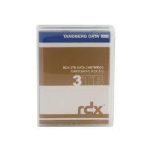 Tandberg Data 8807-RDX - Cartouche RDX QuikStor 3 To