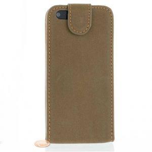 Amahousse 1822-IP5-nubcafe - Housse de protection pour iPhone 5