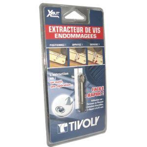 Tivoly 11111120002 - Extracteur de vis endommagés