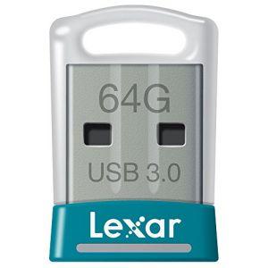 Lexar LJDS45-64GABEU - Clé USB 3.0 JumpDrive S45 64 Go