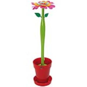 La Chaise Longue Brosse WC Flower Power