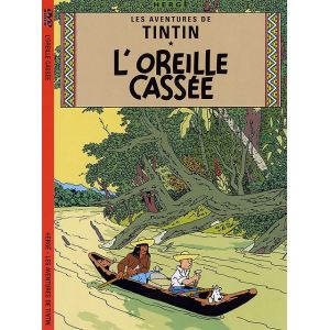 Les Aventures de Tintin : L'oreille cassée