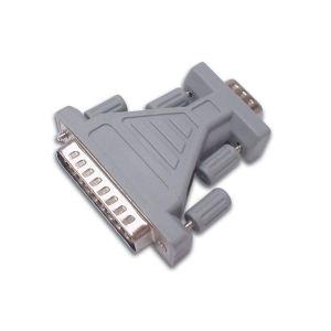 Hq cw034 - Adpatateur SUBD9 M/M