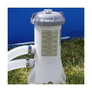 Intex 28638 - Épurateur à cartouche 3,8 m3/h