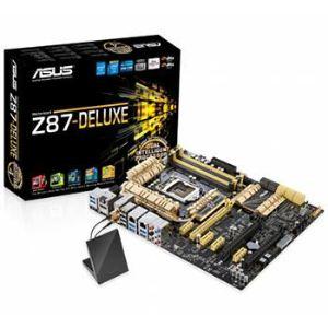 Asus Z87-Deluxe - Carte mère ATX socket LGA1150