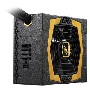 Fortron AURUM CM 550 - Bloc d'alimentation modulaire PC 550W certifié 80 Plus Gold