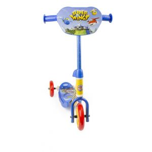 D'arpèje Trottinette 3 roues Super Wings