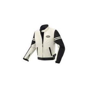 Spidi Ace (blanc) - Blouson de moto textile pour homme