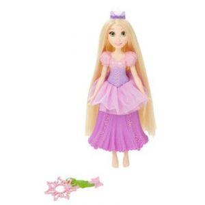 Hasbro Poupée Disney Princesses : Raiponce bulles enchantées