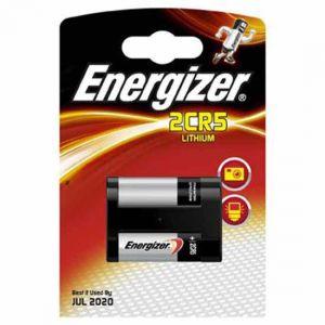 Energizer 2CR5 6V pile lithium