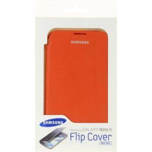Samsung EFC-1J9FOEG - Étui cache batterie de remplacement pour Galaxy Note 2