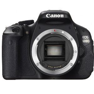 Canon EOS 600D (Boitier nu)