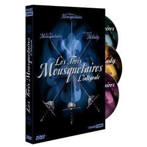 Coffret Les Trois mousquetaires : L'Intégrale (1973 / 1974 / 1989)